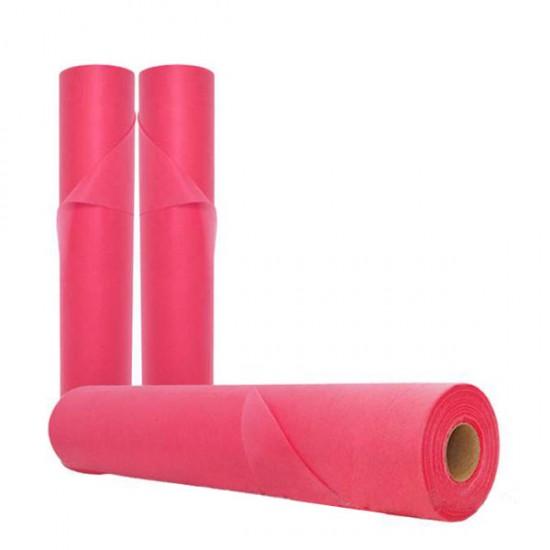 Еднократни чаршафи от нетъкан текстил SDP135 - розови