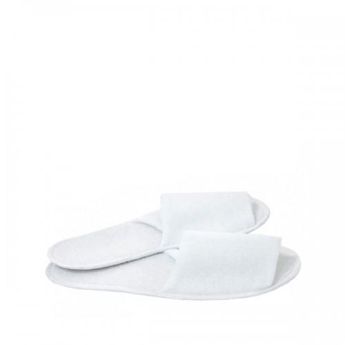 Отворени хавлиени чехли, еднократни - 1 чифт