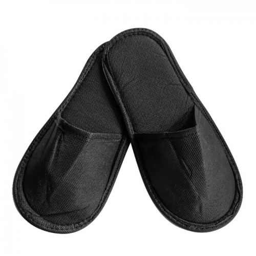 Чехли от нетъкан текстил, универсален размер - Черен цвят