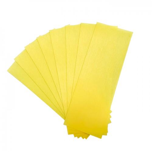 Ленти за кола маска Debyline жълти 50 броя
