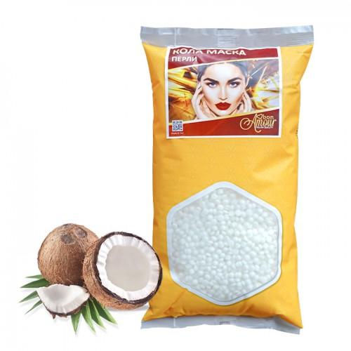 Кола маска перли с Кокос - Bon Amour 1кг