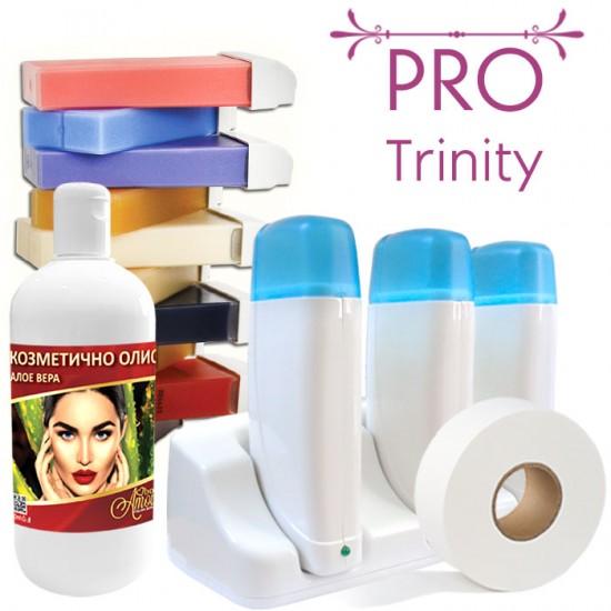 Пакет за епилация - PRO Trinity