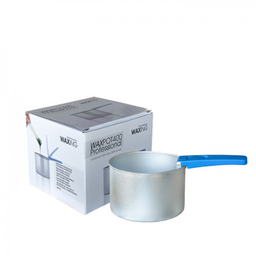 Подвижен съд за нагряване на перли и дискове WAXPOT400